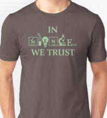 In Science We Trust DQ717 Best Trending Unisex T-Shirt