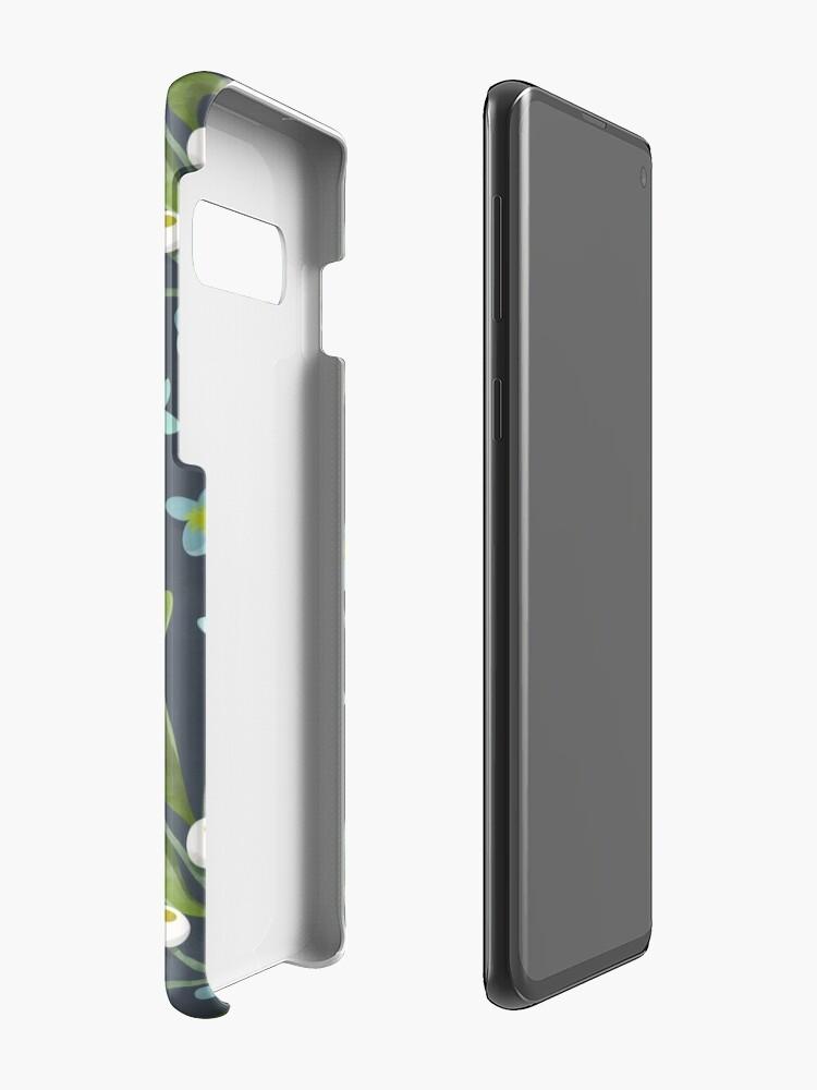 Alternate view of Summer Night Case & Skin for Samsung Galaxy