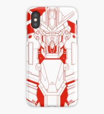 GAT-X105B Build Strike Gundam iPhone Case