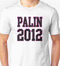 Palin 2012 Unisex T-Shirt