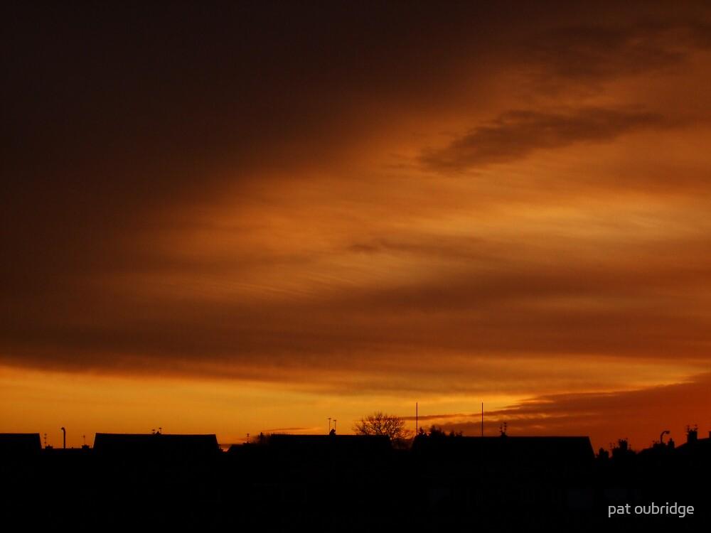 Urban Sky by pat oubridge
