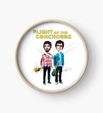 Flight Of The Conchords Clock
