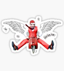 Lucifer Ho-ho-ho! Sticker