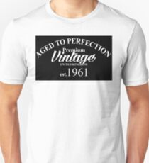 aged to perfection Unisex T-Shirt