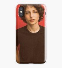 wolfhard iPhone Case