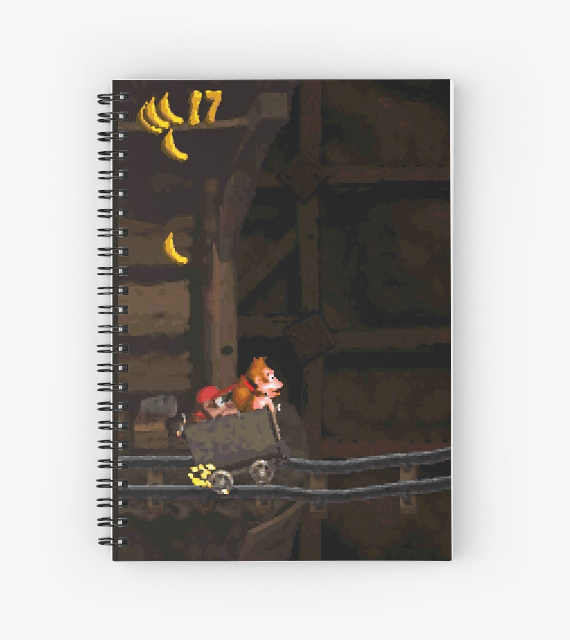 Donkey Kong Country - Mine Cart Carnage by Justin-Case001