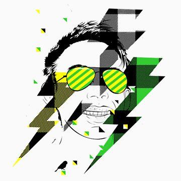 crazy shades by kingjames465