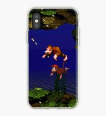 Donkey Kong Country - Coral Capers iPhone Case