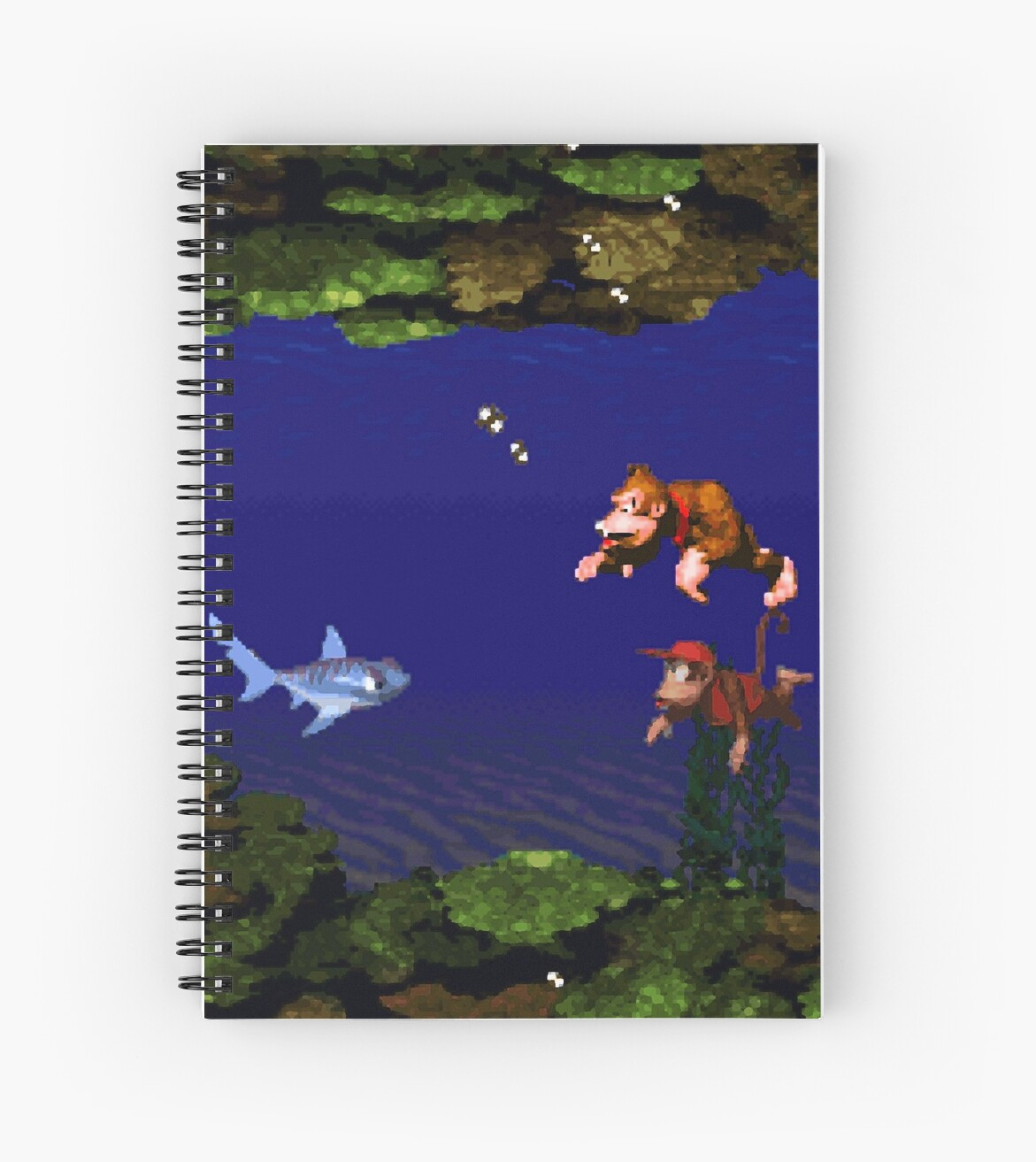 Donkey Kong Country - Coral Capers by Justin-Case001