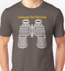 Landscape The Field Guide LT597 Best Trending T-Shirt