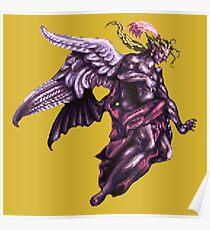 Final Fantasy VI - Kefka Poster