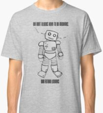 Robot Machines Classic T-Shirt