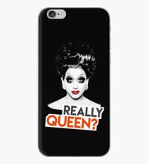 """Really, Queen?"" Bianca Del Rio, RuPaul's Drag Race Queen iPhone Case"