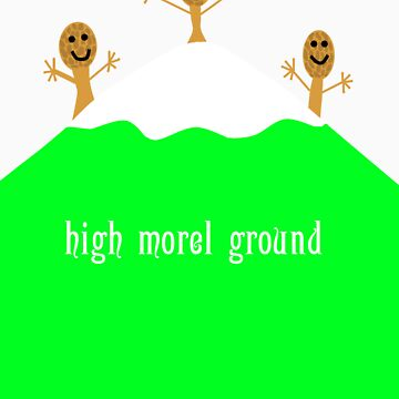High Morel Ground by bigchef