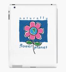 Flower Planet iPad Case/Skin