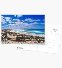 Gunyah Beach and Sand Dunes Postcards