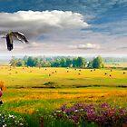 Golden Valley by Igor Zenin