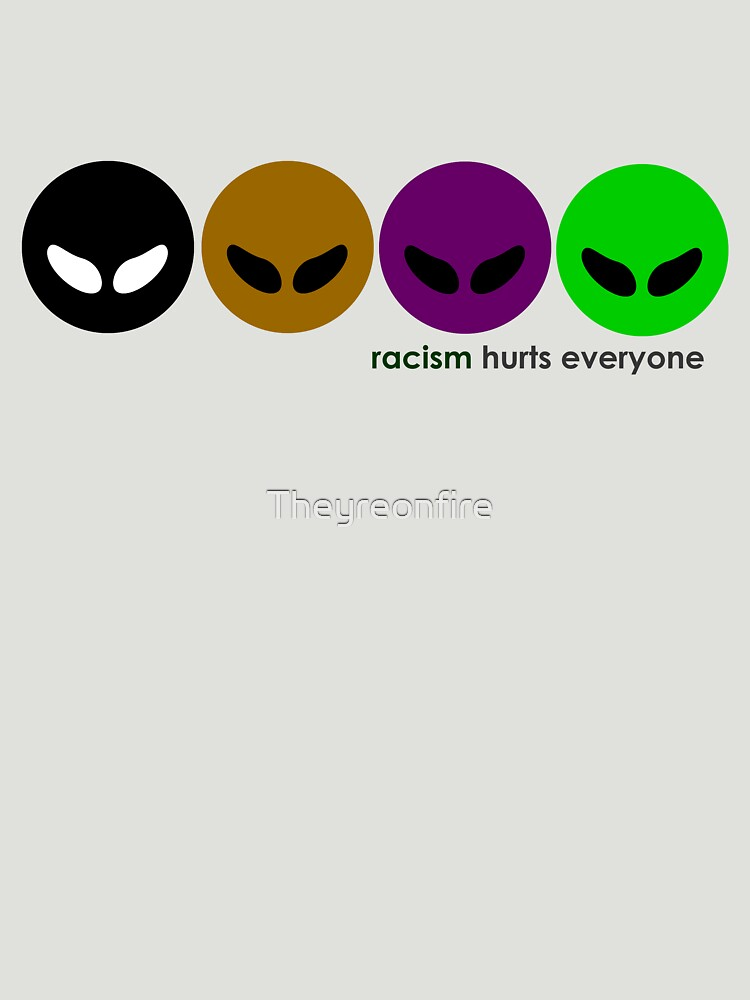 Racism by Theyreonfire