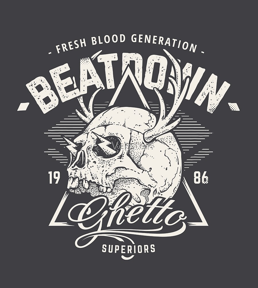 Beatdown Ghetto by Vecster