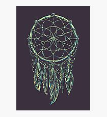 Dream Catcher Acid Photographic Print