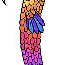 Colourful Bird Number 1 by Shelly Still