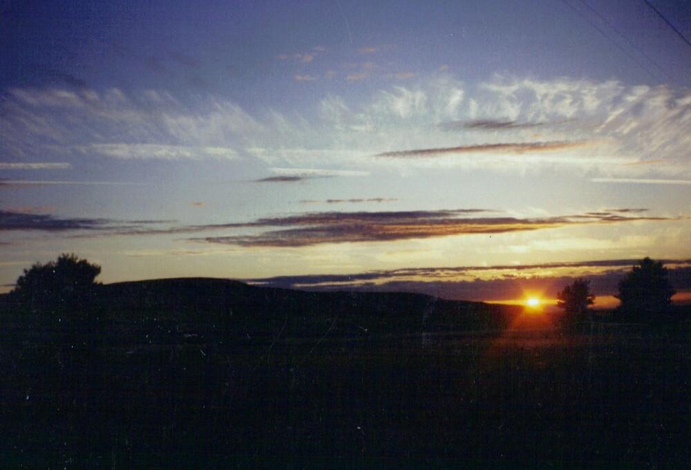 California Sunset II by Jerry Stewart