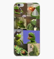 Kermit The Frog Meme iPhone Case