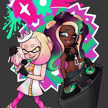 Off the Hook Band Shirt by NastyImpaler