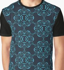 Code Mandala - React Framework Graphic T-Shirt