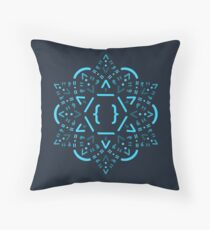 Code Mandala - React Framework Floor Pillow