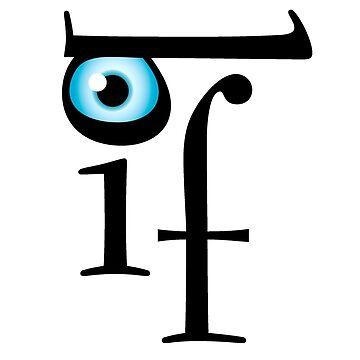 FBI (f b eye) by Abisilla