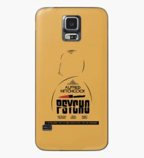 Psycho, Hitchock, 1960, Movie Poster, classic film, horror, thriller, Case/Skin for Samsung Galaxy