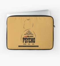 Psycho, Hitchock, 1960, Movie Poster, classic film, horror, thriller, Laptop Sleeve