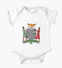 Zambia Coat of Arms Kids Clothes