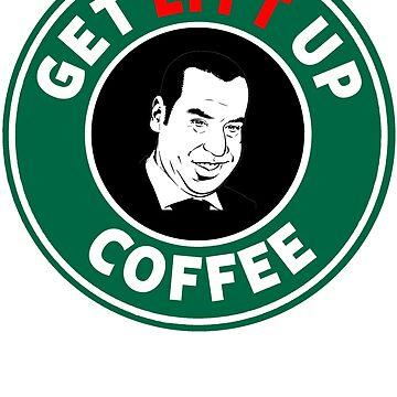 Get LITT UP Coffee by artemisd