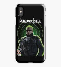 rainbow six siege pulse iPhone Case/Skin