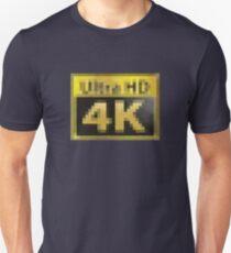 Ultra HD - 4k PCMR Unisex T-Shirt
