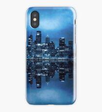 Sydney Harbour Panorama, NSW, Australia iPhone Case/Skin