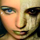 Good vs Evil by michellerena