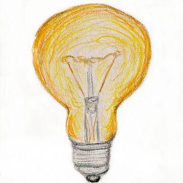 Bright Idea  by cphil1992