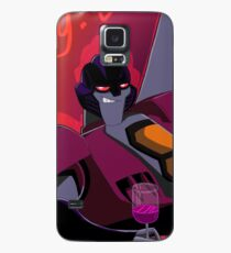 Thirsty Starscream Case/Skin for Samsung Galaxy