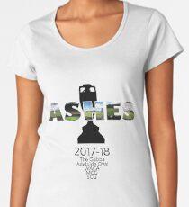 2017-18 Ashes Venues Women's Premium T-Shirt
