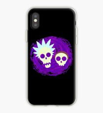RIP and Morty iPhone Case