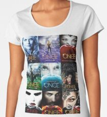 Once upon a time ... Women's Premium T-Shirt
