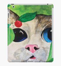 Cat Berry iPad Case/Skin