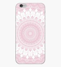 Boho rosa Mandala iPhone-Hülle & Cover