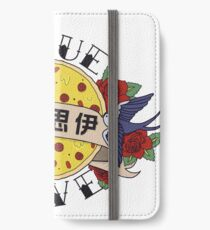 Pizza Love Tattoo iPhone Wallet/Case/Skin