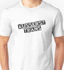 extremely trans Unisex T-Shirt