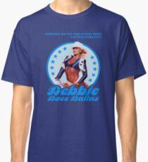 Debbie Does Dallas Vintage Film Poster Classic T-Shirt