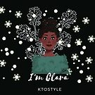« Holiday Edition | Je suis Clara » par Maïmouna Aidara